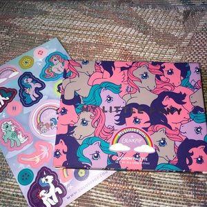 Colourpop my little pony